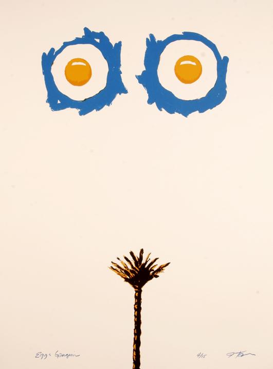 Eggs Gauguin